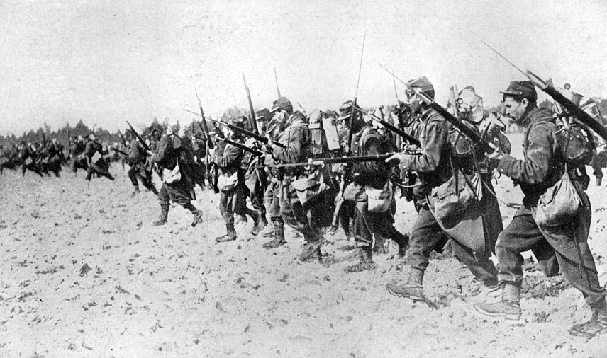 French_bayonet_charge